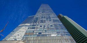 Hyundai арендовал два этажа в башне ОКО для новой штаб-квартиры