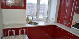 Стоит ли выбирать красный цвет для отделки кухни